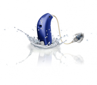 Oticon waterproof hearing aid