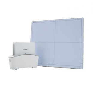 Canon portable flat panel detector