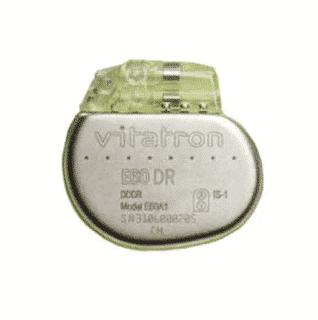 Vitatron pacemaker