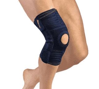 Pavis社の膝蓋骨の安定付き膝装具