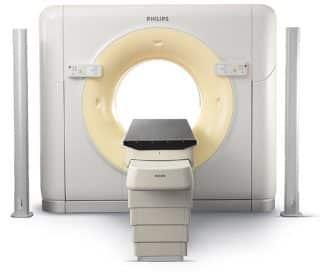 Sistema de tomografia computorizada de grande diâmetro da Philips